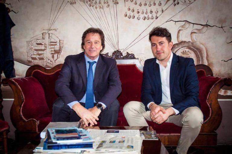 Francesco Bigiotti alla guida di Casa Civita